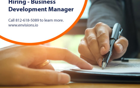 Hiring – Business Development Manager